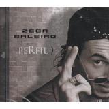 Cd Zeca Baleiro Perfil Feat Gal Costa Zé Ramalho 2003 Lacrdo