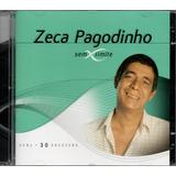 Cd Zeca Pagodinho   Sem Limite   Cd Duplo 30 Sucessos