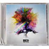 Cd Zedd True Colors Importado Novo Lacrado P Entrega