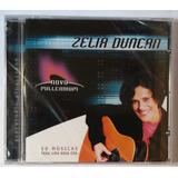 Cd Zélia Duncan   Novo Millennium   Original Lacrado