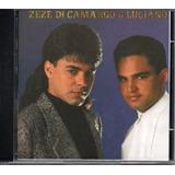 Cd Zezé Di Camargo E Luciano   Coração Está Em Pedaços