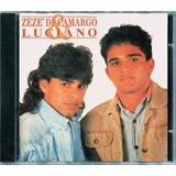 Cd Zeze Di Camargo E Luciano   É O Amor