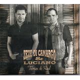 Cd Zezé Di Camargo E Luciano   Teorias De Raul