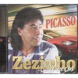Cd Zezinho Barros   Picasso