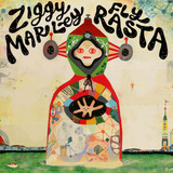Cd Ziggy Marley   Fly Rasta  original E Lacrado
