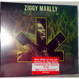 Cd Ziggy Marley   In Concert Digipack