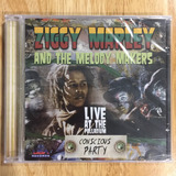 Cd Ziggy Marley And The Melody Makers Live At The Palladium