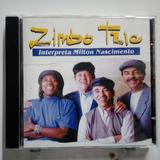 Cd Zimbo Trio Interpreta Milton Nascimento 1995