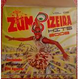 Cd Zumbizeira Vol 2 Hits Mc Catra Mc Pele Mc Sapao Tigrao
