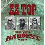 Cd Zz Top   The Very Baddest Of Zz Top