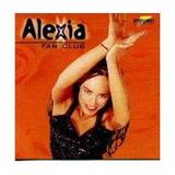 Cd alexia fan Club 1997 em Otimo Estado