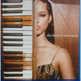 Cd alicia Keys   The Diary Of Alicia Keys   Nacional