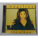 Cd angelina the Album em Otimo Estado