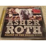 Cd asher Roth asleep In The Bread Aisle em Otimo Estado
