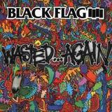 Cd black Flag wasted Again importado Em Otimo Estado
