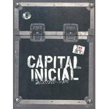 Cd capital Inicial box 2 Cds 1 Dvd capital Acústico Nyc