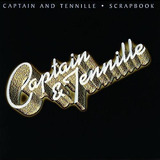 Cd captain E Tennille scrapbook em Otimo Estado