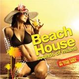 Cd duplo beach House Sounds Of Miami lacrado De Fabrica