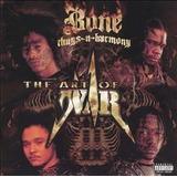 Cd duplo bone Thugs N Harmony the Art Of War em Otimo Estado