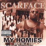 Cd duplo scarface my Homies importado Em Otimo Estado