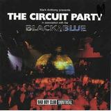 Cd duplo the Circuit Party black E Blue em Otimo Estado