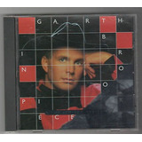 Cd garth Brooks in Pieces the Limited Series importado