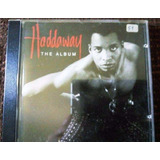 Cd haddaway the Album em Otimo Estado