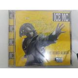 Cd ice Mc the Remix Album leia O Anuncio em Bom Estado