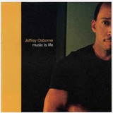 Cd jeffrey Osborne music Is Life em Otimo Estado