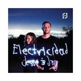 Cd jesse E Joy electricidad com 2 Bonus lacrado De Fabrica