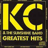 Cd k C E The Sunshine Band greatest Hits