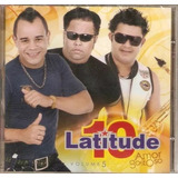 Cd latitude 10 Amor Gostoso Volume 5