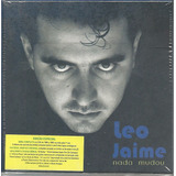 Cd leo Jaime box Nada Mudou Com 5 Cds