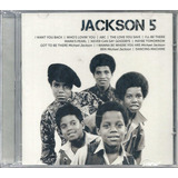 Cd michael Jackson  icon jackson Five 5