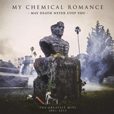 Cd my Chemical Romance may Death Never Stop You lacrado