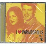 Cd novela i Love Paraisópolis vol 1