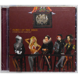 Cd panic At The Disco a Fever You Cant Sweat Out otimo Estad