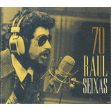 Cd raul Seixas box Raul Seixas 70