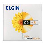 Cd rom Elgin Midia 700mb 80min 52x Envelope