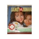 Cd sandy E Junior farmais campanha Criança Ajuda Criança