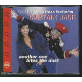 Cd single captain Jack another One Bites The Dust importado