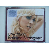 Cd single natasha Bedingfield unwritten em Otimo Estado