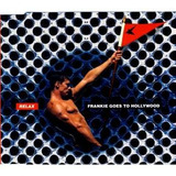 Cd single relax frankie Goes To Hollywood 6 Versões importad