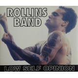 Cd single rollins Band low Self Opinion em Otimo Estado
