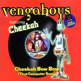 Cd single vengaboys cheekah Bow Bow 5 Versões em Otimo Estad