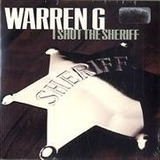 Cd single warren G i Shot The Sheriff 2 Versões importado