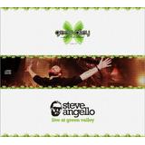 Cd steve Angello live At Green Valley digipack lacrado De Fa