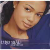 Cd tatyana Ali kiss The Sky 1998 importado Em Otimo Estado