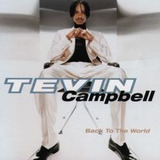 Cd tevin Campbell back To The World