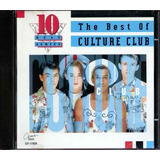 Cd the Best Of culture Club em Otimo Estado